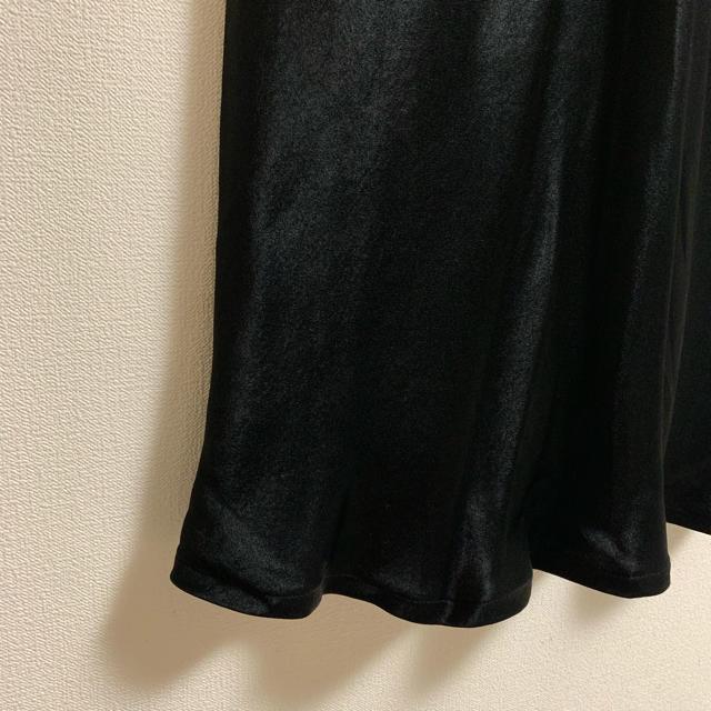 EDIT.FOR LULU(エディットフォールル)のサテンマキシスカート レディースのスカート(ロングスカート)の商品写真