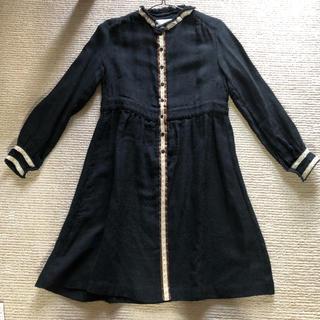 ジェリーガルシア(JELLY GARCIA)の【美品】JELLY GARCIA premium wear 黒ワンピ(ひざ丈ワンピース)