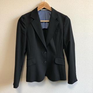 アオキ(AOKI)のles mues  小さいサイズ 高級 スーツ ジャケット(テーラードジャケット)