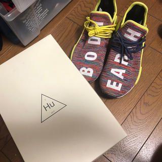 アディダス(adidas)のadidas originals HUMAN RACE マルチカラー 27.5(スニーカー)