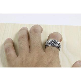 クロムハーツ(Chrome Hearts)のK135クロムハーツリング(リング(指輪))