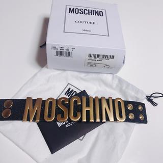 モスキーノ(MOSCHINO)のMOSCHINO ブレスレット 新品未使用 (ブレスレット/バングル)
