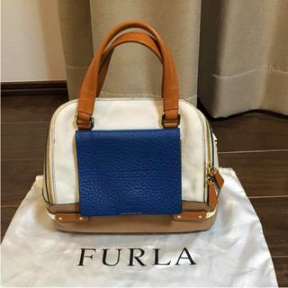4cc0df7f48d5 フルラ 牛革(ブルー・ネイビー/青色系)の通販 42点 | Furlaを買うなら ...