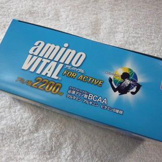 味の素 - 60本 アミノバイタル  2200 FOR ACTIVE