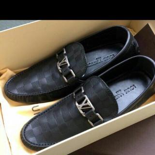 ルイヴィトン(LOUIS VUITTON)の正規!ルイヴィトン靴9万購入!27センチ!売り尽くし!未使用(ドレス/ビジネス)