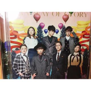 トリプルエー(AAA)のAAA WAY OF GLORY アルバム(その他)