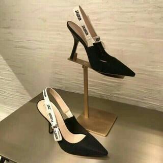 ディオール(Dior)のDior ディオール パンプス ヒール 6.5cm(ハイヒール/パンプス)