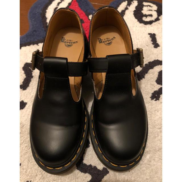 Dr.Martens(ドクターマーチン)のドクターマーチン ポーリー 黒 レディースの靴/シューズ(ローファー/革靴)の商品写真