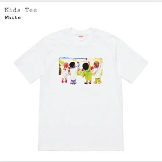シュプリーム(Supreme)の送料込み 白 Lサイズ(Tシャツ/カットソー(半袖/袖なし))