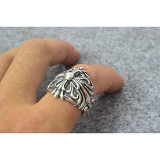 クロムハーツ(Chrome Hearts)のK151クロムハーツリング(リング(指輪))
