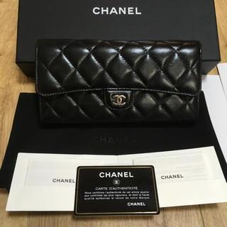 9e5b222f49dc シャネル(CHANEL)の正規品♡CHANEL シャネル 新型マトラッセ 長財布(財布