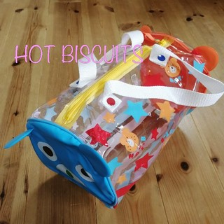 HOT BISCUITS - 新品 ホットビスケッツ プールバック