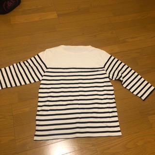 ジーユー(GU)の七分丈(Tシャツ/カットソー(七分/長袖))