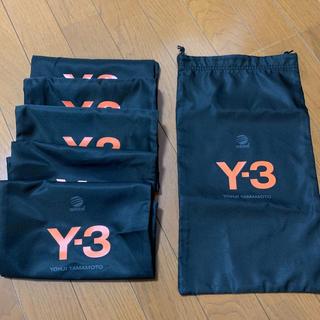 ワイスリー(Y-3)のY-3 シューズ袋 6枚セット(ショップ袋)