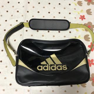 adidas - アディダス エナメルバッグ
