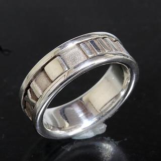 ティファニー(Tiffany & Co.)のティファニー TIFFANY&CO.アトラス シルバー リング 9号 SV925(リング(指輪))