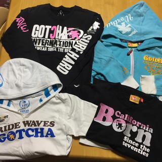 31ab8556bf526 ガッチャ(GOTCHA)のGOTCHA キッズ 子供服まとめ売り 4点セット140サイズ