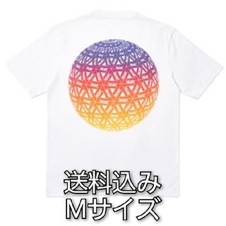 シュプリーム(Supreme)の【送料込】Palace Skateboards GLOBULAR t-shirt(Tシャツ/カットソー(半袖/袖なし))