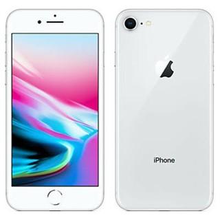 アイフォーン(iPhone)のiPhone 8 64G シルバー(携帯電話本体)