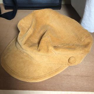 イング(INGNI)のキャスケット帽(キャスケット)