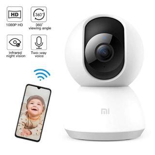 ネットワークカメラ 1080P IPカメラ ベビーモニター 防犯監視カメラ