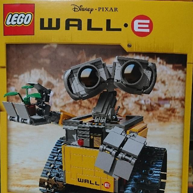 Lego(レゴ)のLEGO ウォーリー 未開封品 キッズ/ベビー/マタニティのおもちゃ(知育玩具)の商品写真