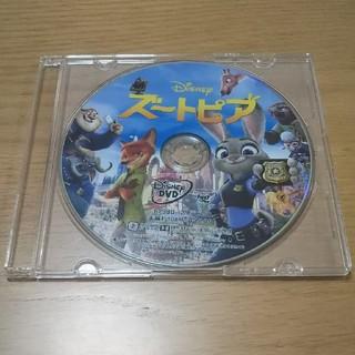 ディズニー(Disney)のズートピア DVD(アニメ)