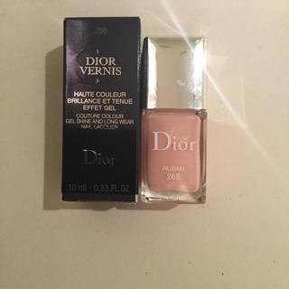 クリスチャンディオール(Christian Dior)のDior ディオール ネイル ヴェルニ 268(マニキュア)
