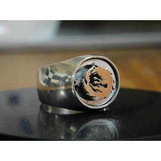 ウルフマンブラザーズ ウルフリング 18号 ウルフマンBRS リング 指輪(リング(指輪))