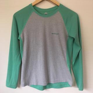 モンベル(mont bell)のモンベル★ラグランTシャツ(Tシャツ(長袖/七分))