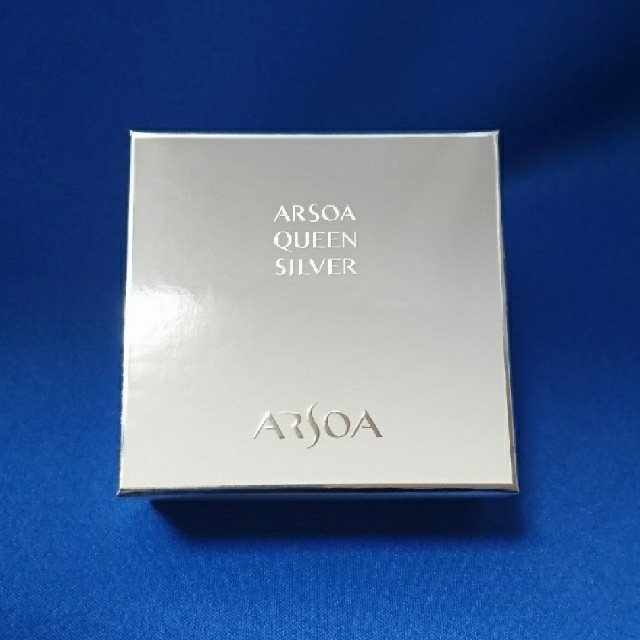 ARSOA(アルソア)のアルソア クイーンシルバー 135g コスメ/美容のスキンケア/基礎化粧品(洗顔料)の商品写真