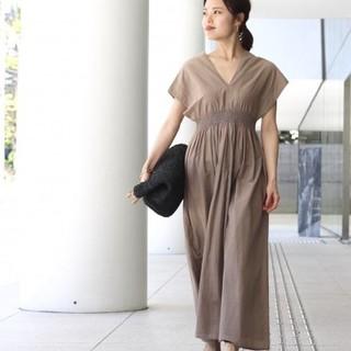 ノーブル(Noble)のマリハ MARIHA 夏の光のドレス ピンク(ロングワンピース/マキシワンピース)