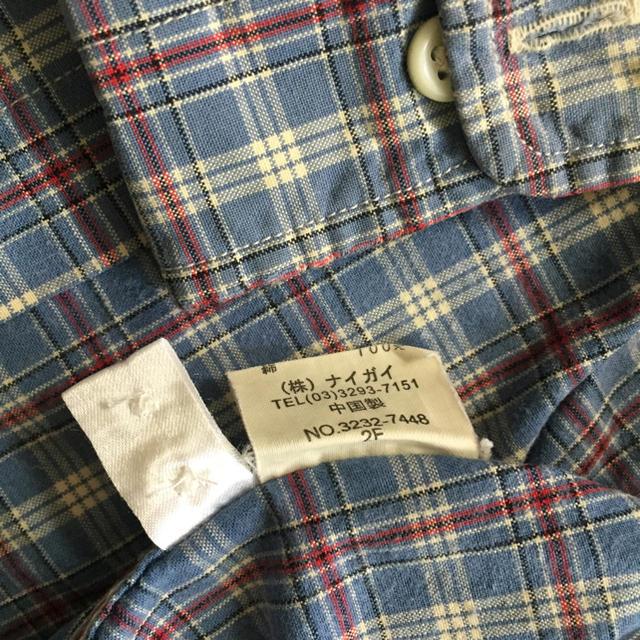 Ralph Lauren(ラルフローレン)のラルフローレン チェックシャツ 90 キッズ/ベビー/マタニティのキッズ服 男の子用(90cm~)(ブラウス)の商品写真