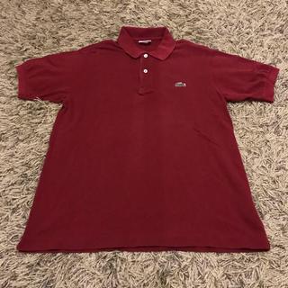 ラコステ(LACOSTE)のLACOSTE ラコステ ポロシャツ 日本製(ポロシャツ)