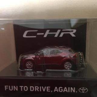 トヨタ(トヨタ)のトヨタ CーHR プルバックミニカー(ミニカー)