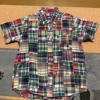 シップス(SHIPS)のSHIPS チェックシャツ 130(ブラウス)