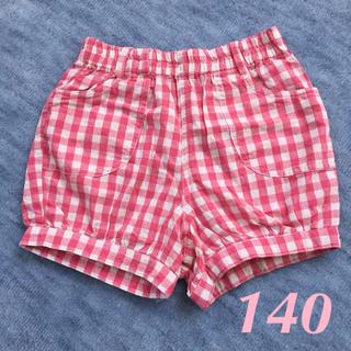 シマムラ(しまむら)のショートパンツ ♡女の子♡   140(パンツ/スパッツ)
