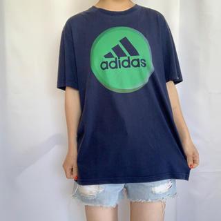 アディダス(adidas)のadidas サークルロゴTEE(Tシャツ/カットソー(半袖/袖なし))