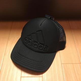 アディダス(adidas)のアディダス キャップ 黒(帽子)