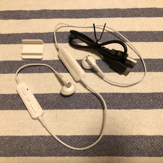 オーディオテクニカ(audio-technica)のaudio technica ワイヤレスイヤホン(ヘッドフォン/イヤフォン)