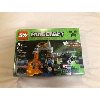 レゴ(Lego)のレゴ マインクラフト The Cave(21113)(模型/プラモデル)