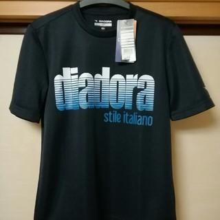 ディアドラ(DIADORA)のタグ付き、新品、 ディアドラ Tシャツ メンズ S(ウェア)