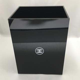 シャネル(CHANEL)のダストボックス 小物入れ ゴミ箱 非売品(小物入れ)