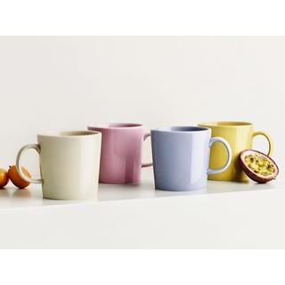 イッタラ(iittala)のiittalaイッタラ teemaティーマ♡ハニーマグカップ限定イエロー(グラス/カップ)