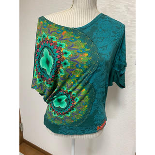 デシグアル(DESIGUAL)のDESIGUAL デシグアル  ドルマンカットソー(Tシャツ(半袖/袖なし))