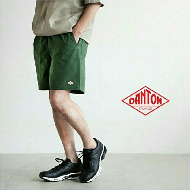 DANTON(ダントン)のダントン danton ナイロン ハーフパンツ beams  メンズのパンツ(ショートパンツ)の商品写真