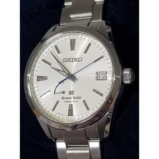グランドセイコー(Grand Seiko)の2016年購入品☆sbga099☆グランドセイコー スプリングドライブ(腕時計(アナログ))
