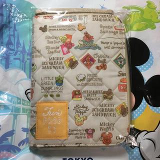 ディズニー(Disney)のTDL ディズニーリゾート パークフード柄 母子手帳ケース(母子手帳ケース)