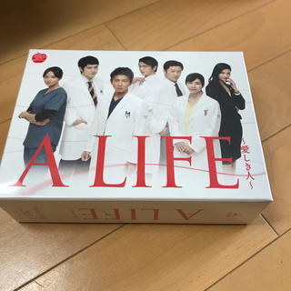 SMAP - 新品未開封 A LIFE 愛しき人 Blu-ray Box