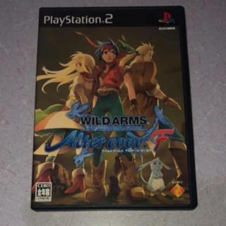 PlayStation2 - PS2  ワイルドアームズ  アルターコードF